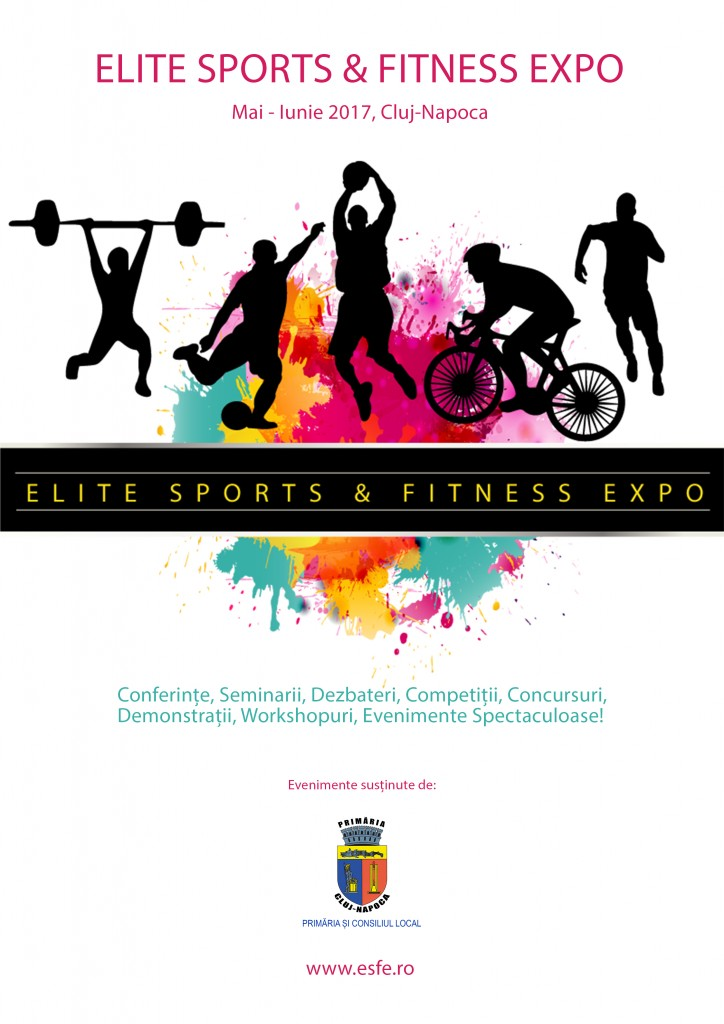 esfe elite sports & fitness expo 2017