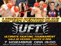 Ultimate Fighting Tournament 2014