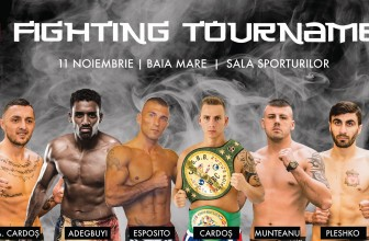 KICKBOX – AYO 2 – AYO FIGHTING TOURNAMENT, Baia Mare