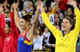 Romania vs Cehia in primul tur al Fed Cup