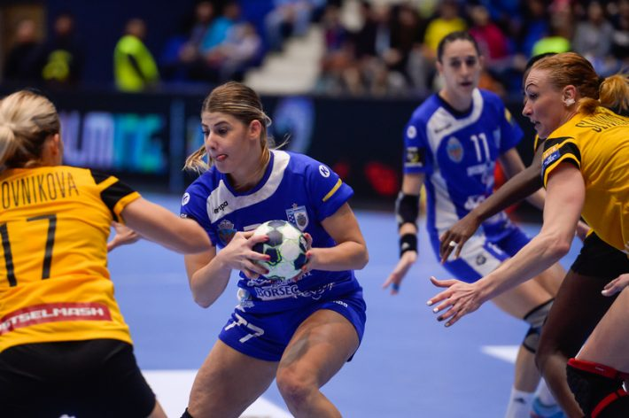 CSM Bucuresti in Final Four la handbal