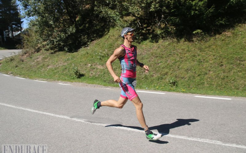 Probe de triatlon si inot la Belis